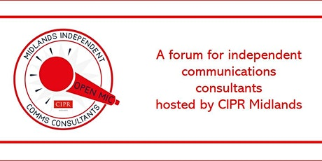 Open MIC - Midlands Independent Communications Consultants Forum tickets