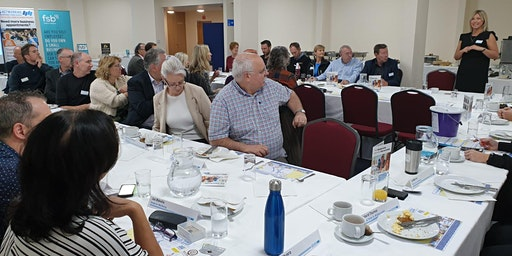 Witham & Maldon Breakfast Networking - Business Networking in Essex