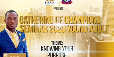 Gathering of Champions 2020 seminar