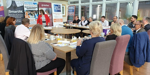 Stansted Breakfast - Business Networking in Essex/Hertfordshire