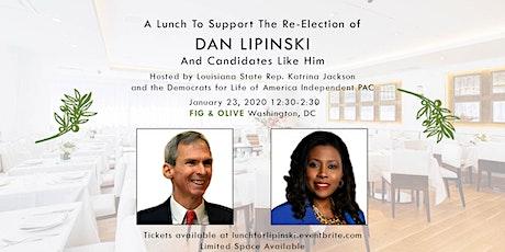 A Lunch to Support Dan Lipinski tickets