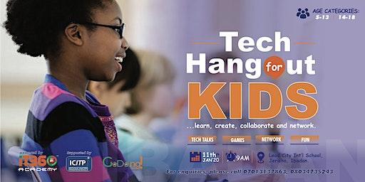 Tech Hangout For Kids
