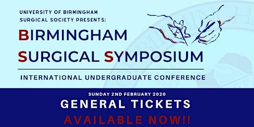 Birmingham Surgical Symposium 2020