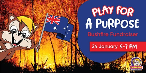 Chipmunks Cranbourne Bushfire Fundraiser