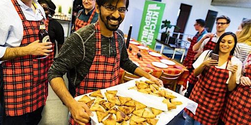 Kenyan Cooking Workshop in Amsterdam