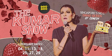 The Kumar Show: February 2020 Edition tickets