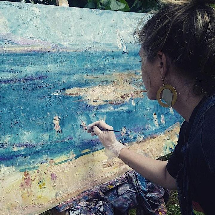 Deborah Donnelly Oils Workshop *OUTDOOR EVENT** image