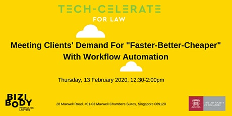Meeting Clients' Demand for Faster-Better-Cheaper With Workflow Automation tickets