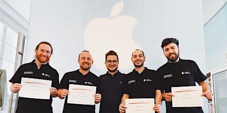 Vuoi diventare Tecnico Certificato Apple? Incontriamoci a Genova! biglietti