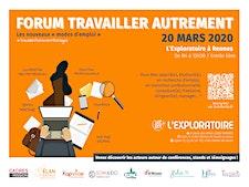 Forum Travailler Autrement logo