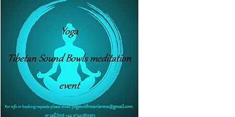 Yoga and Meditation in Birmingham city centre tickets