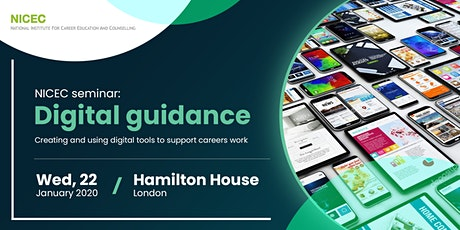 NICEC seminar: Digital guidance tickets
