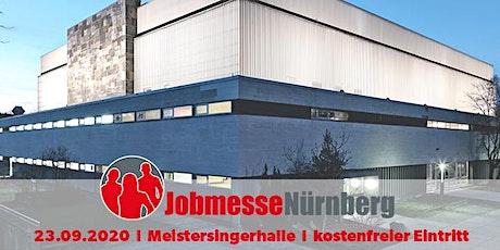 12. Jobmesse Nürnberg Tickets