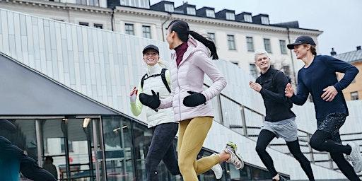 Cancer Research UK London Winter Run x lululemon Shake-Out Run