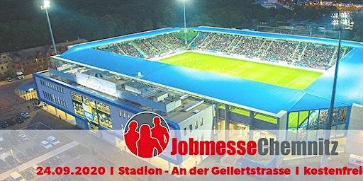 16. Jobmesse Chemnitz