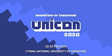 UNICON2020 tickets