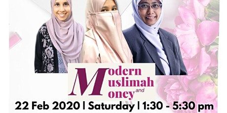 Modern Muslimah and Money tickets