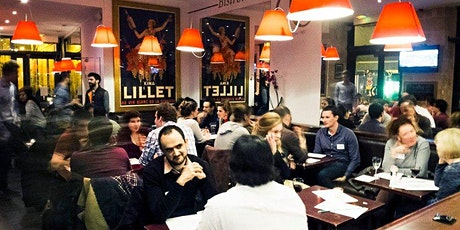 FrenchmeetEnglish - Social Language Event #7 billets