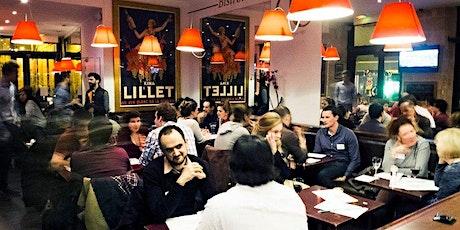 FrenchmeetEnglish - Social Language Event #10 billets