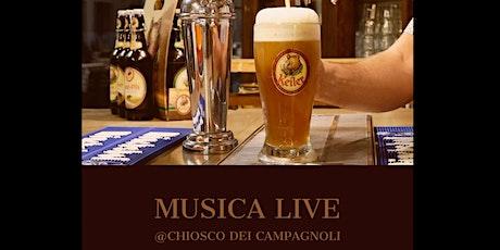 Musica D'insieme Live Chiosco dei campagnoli biglietti