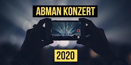 ABMAN - KIMG Tickets