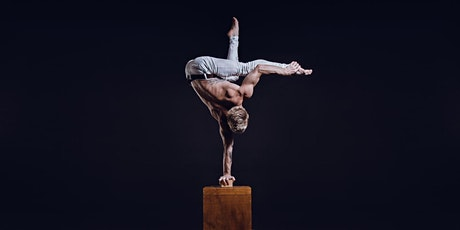 HANDSTAND WORKSHOP WITH ANDRII BONDARENKO tickets