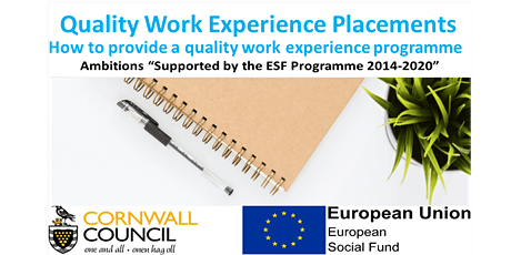 Quality Work Experience Placements tickets