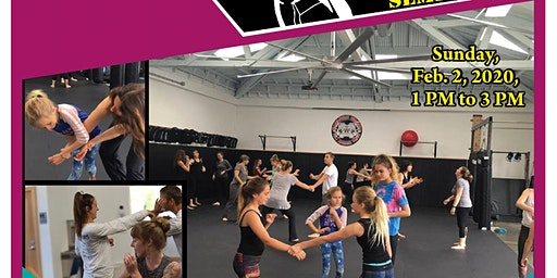 Women/Girls Self-Defense Seminar