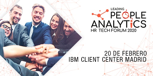 LEADING PEOPLE ANALYTICS HR TECH FORUM 2020