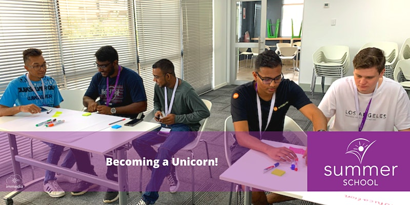 Summer School Open Night: Becoming a Unicorn!