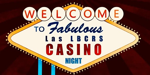 LBCRS Casino Night