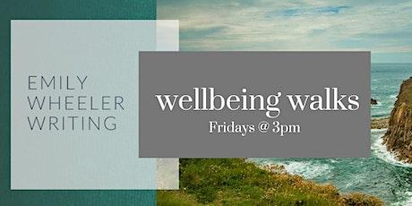 Wellbeing Walk - FREE EVENT tickets