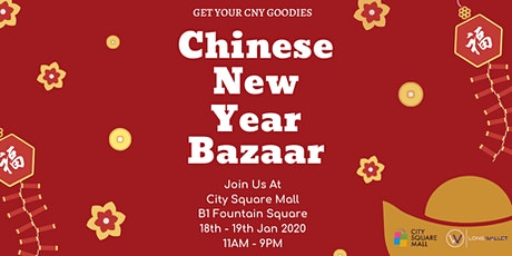 Chinese New Year Bazaar tickets