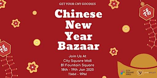 Chinese New Year Bazaar