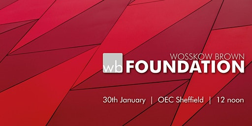 Wosskow Brown Foundation - 2020 Programme Launch