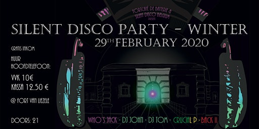 Silent Disco Party winter edition