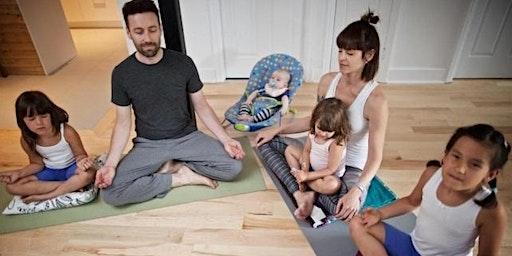 Atelier découverte de pleine conscience pour parents et enfants de 4 à7 ans