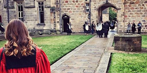 University of Aberdeen PGR Welcome Reception
