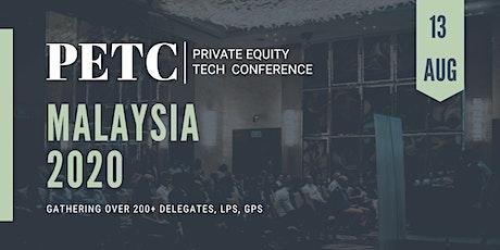 PETC Malaysia 2020 tickets