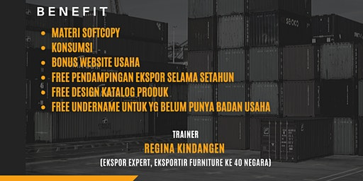 Pelatihan Bisnis Ekspor