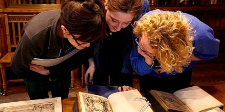 Teach with Special Collections - EVENT CANCELLED due to Coivd 19 tickets