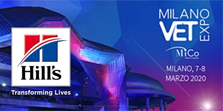 Sabato 7 - Relazione 16:00 - 16:40 - Milano Vet Expo 2020 biglietti