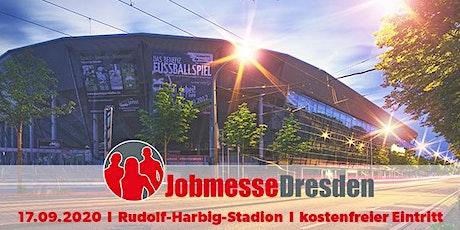 20. Jobmesse Dresden Tickets