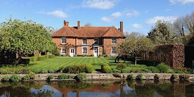 Blewbury Manor Garden Tour & Afternoon Tea for Helen & Douglas House