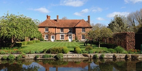 Blewbury Manor Garden Tour & Afternoon Tea for Helen & Douglas House tickets