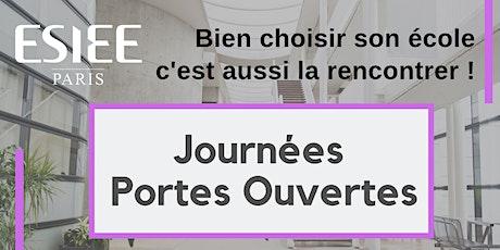 Journée Portes Ouvertes à ESIEE Paris tickets