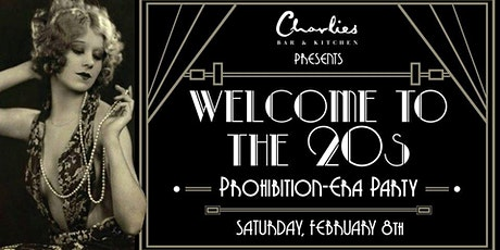The Bronx Bee's Knees Roaring 20s! Prohibition Party tickets