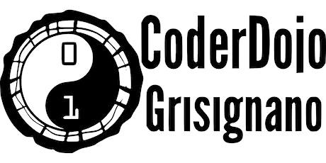 CoderDojo  Grisignano | Scratch Base | Sabato 1 febbraio 2020 | Gratuito biglietti