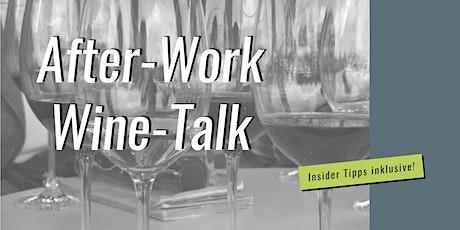 After-Work-Wine-Talk: Think Pink Tickets