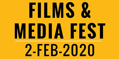 RK Films and Media Festival 2020 tickets